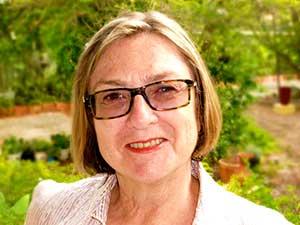 Julie Martyn editor